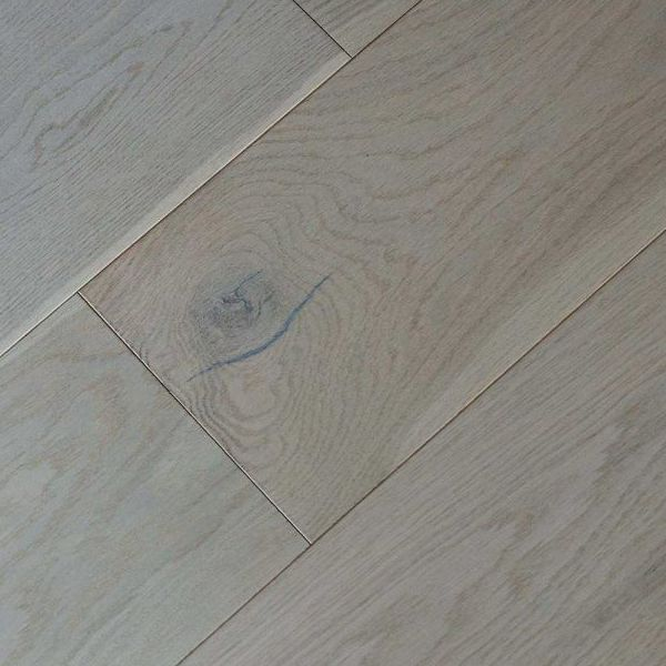 Grey Stained Rustic UV Oiled Oak